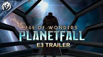 Age of Wonders Planetfall E3 Trailer