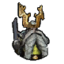 Гном-кузнечный жрец-иконка