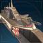 Имперская адская субмарина-иконка