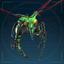 Росток, пчела-солдат-иконка