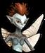 Поганочная фея-иконка