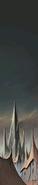 Dark Elves City Icon. AoW I. Day
