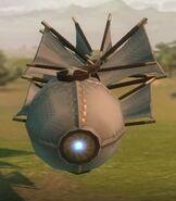 Летучий шпион