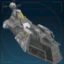Боец Авангарда, боевой корабль-иконка