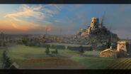 AoW III. City. Dwarf
