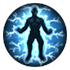 Static Shield Icon
