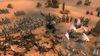 Age of Wonders III Screenshot Archon gegen Theokrat Wüste
