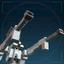 Боец Авангарда, орудийная турель-иконка