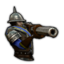 Мушкетёр-человек-иконка