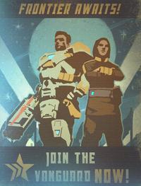 Авангард-плакат