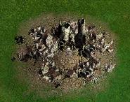 Разрушенный город (AoW II)