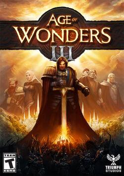 Age of Wonders 3 Box Art Cover