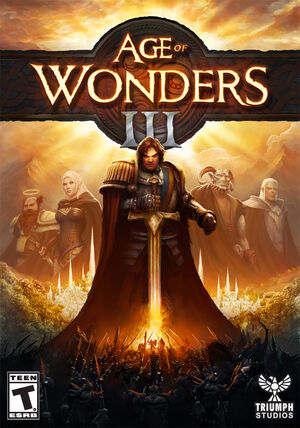Age of Wonders 3 Box Art Cover