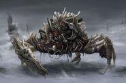 Сборщик костей-концепт-арт