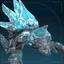 Кварцит, жидкий кристалл-иконка