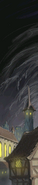 Humans City Icon. AoW I. Night