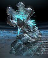 Кварцит, кристальный червь