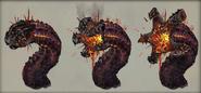 Кварцит, червь-концепт-арт