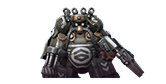 Боевой костюм барона-транспорт