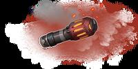 Диспергирующая газовая бомба