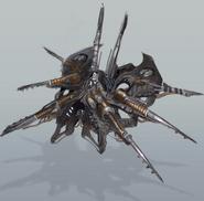 Всадник на молнии-концепт-арт