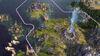 Age of Wonders III Screenshot Seekarte