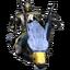 Высший эльф-наездник грифона-иконка