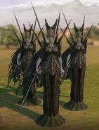 Высший эльф, приносящая смерть