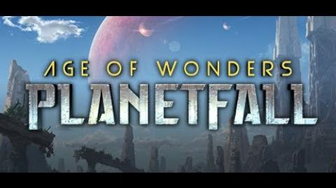 Age of Wonders Planetfall Soundtrack Teaser
