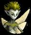 Лютиковая фея-иконка
