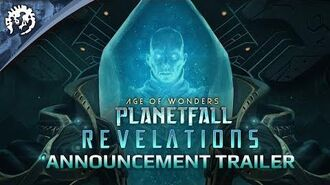 Age of Wonders Planetfall REVELATIONS - Announcement trailer PDXCON2019