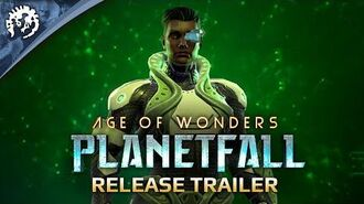 Age of Wonders Planetfall Release Trailer