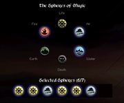 Select Spheres
