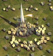 Деревня высших эльфов