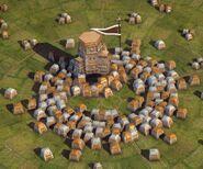 Деревня гномов (AoW III)