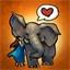 Слоновья сплетница