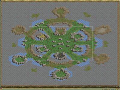 Oracles Eye Map