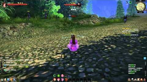 Age of Wulin (CN) CBT 1 - Basic Tang Clan combat footage