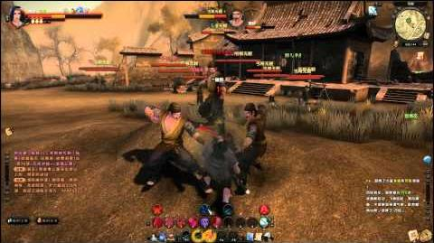 Age of Wulin Beggar novice skills