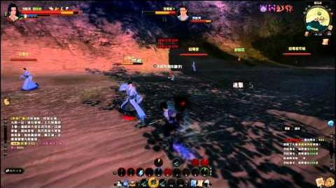 Age of Wulin Blissful Valley novice skills
