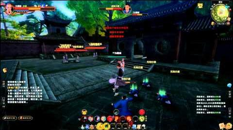 Age of Wulin Shaolin novice skills