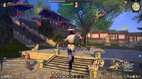 Age of Wulin (CN) CBT 1 - Shaolin tour 3 3