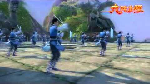 Age of Wulin - Wudang trailer