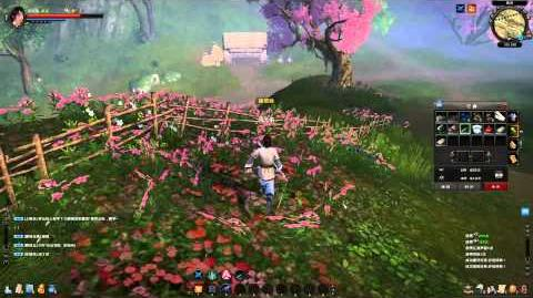 Age of Wulin (CN) CBT 1 - Wudang tour 2 3