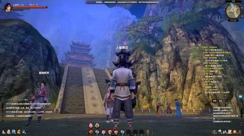 Age of Wulin (CN) CBT 1 - Shaolin tour 2 3