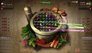 Herbalist challenge