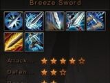 Breeze Sword