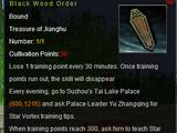 Black Wood Order