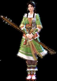Beggar's Sect character