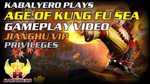 Age Of Kung Fu SEA Gameplay Video ★ Jianghu VIP ★ Privileges